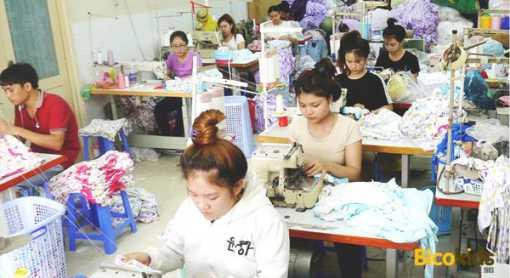 Xưởng in áo thun đồng phục tại Thủ Dầu Một, Bình Dương